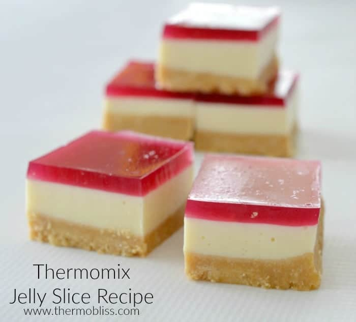 Jelly Slice Recipe By Thermobliss Thermobliss