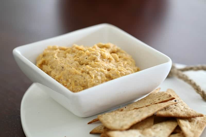 Thermomix Walnut & Pumpkin Dip