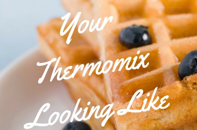 How To Get Your Thermomix Looking Like New Again!