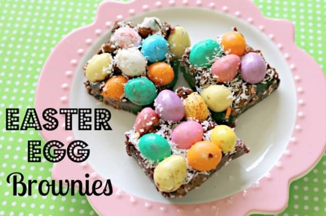 Thermomix Chocolate Easter Recipes