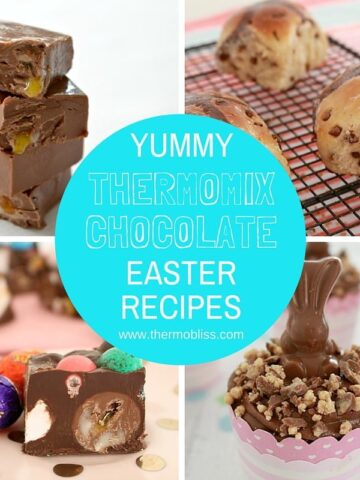 Chocolate Thermomix Easter Recipes