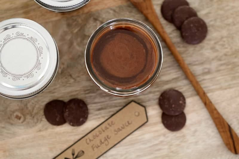 Thermomix Fudge Sauce