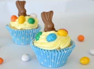 Thermomix Malteser Bunny Easter Cucpakes