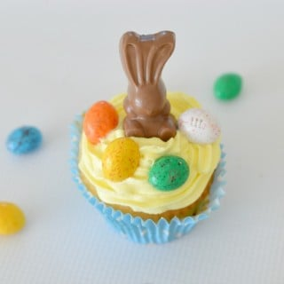 Thermomix Malteser Bunny Easter Cupcakes