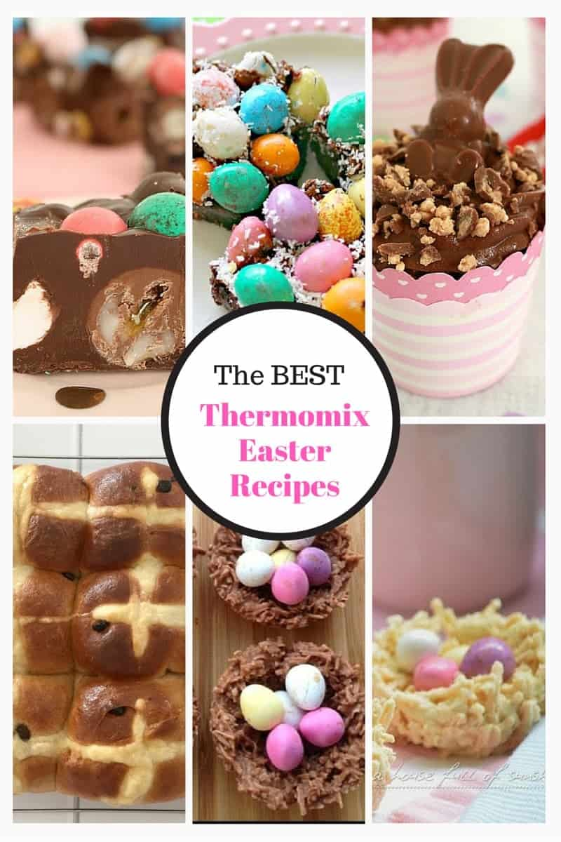 Thermomix Easter Recipes