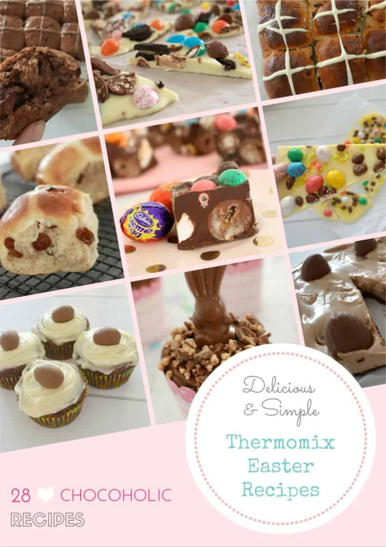 Thermomix Easter eBook Front Cover