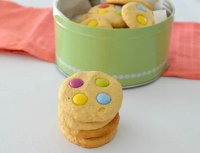 Easy Thermomix Dotty Biscuits