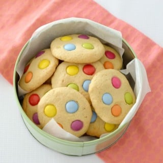 Thermomix Dotty Biscuits