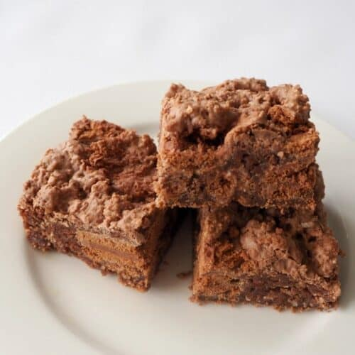 Thermomix Tim Tam Slice