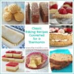 Classic Baking Recipes Converted for a Thermomix
