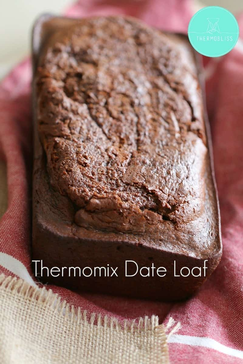 Thermomix Date Loaf