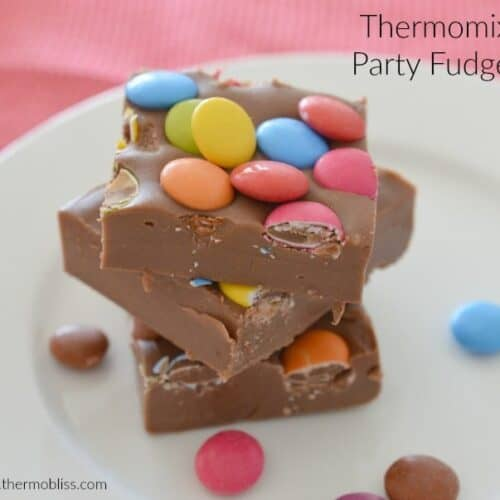 Thermomix Party Fudge Recipe