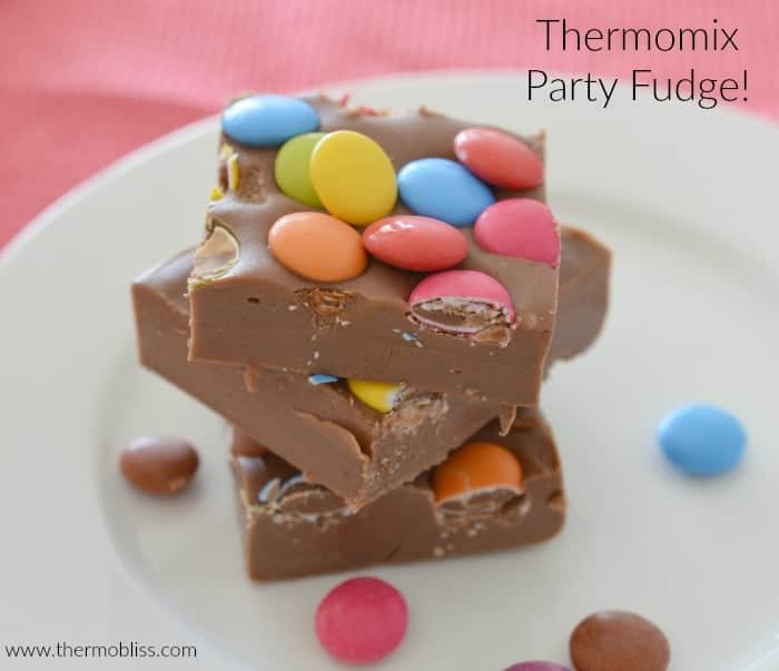 thermomix party fudge thermobliss. Black Bedroom Furniture Sets. Home Design Ideas