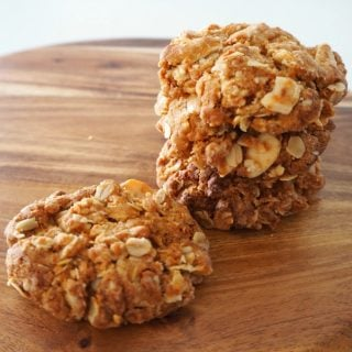 Thermomix Anzac Biscuits with Almonds