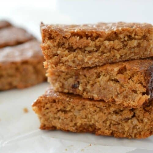 Thermomix Peanut Butter Muesli Bars