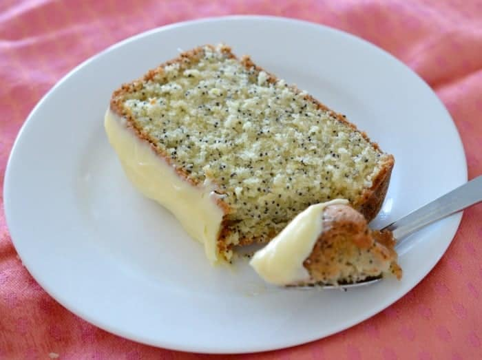 Healthy Lemon Cake Thermomix