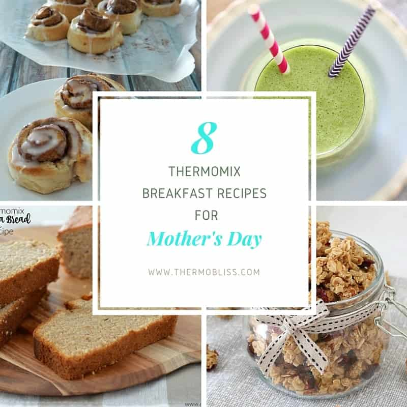 Thermomix Breakfast Recipes