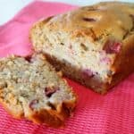 Thermomix Strawberry and Banana Loaf