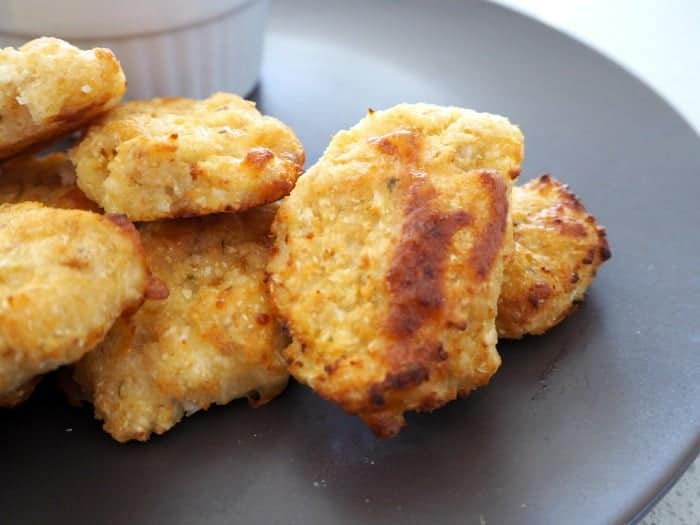 Thermomix Cauliflower Nuggets