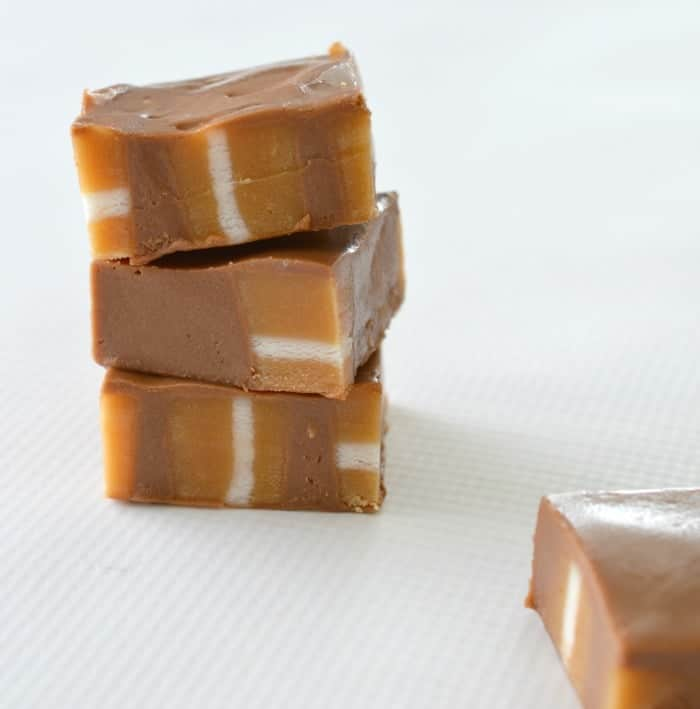 Thermomix Jersey Caramel Fudge Recipe