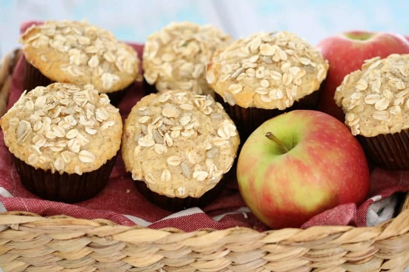 Thermomix Apple Muffins