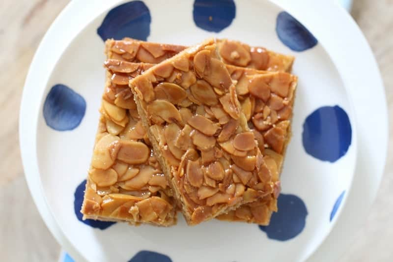 Thermomix Honey Almond