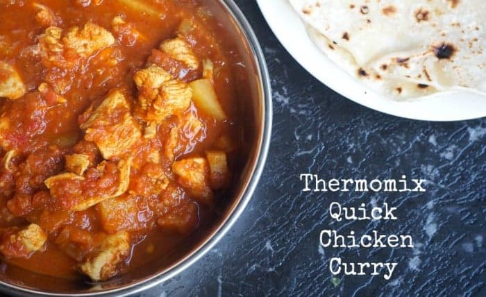 Thermomix Chicken Dinners