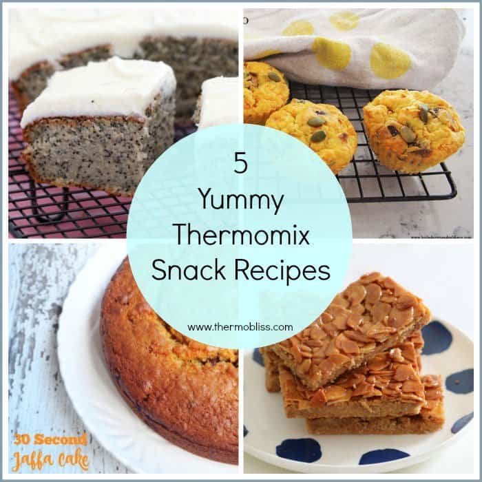 5 yummy thermomix snack recipes recipes thermomix. Black Bedroom Furniture Sets. Home Design Ideas