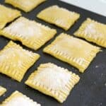 Thermomix Pasta Dough