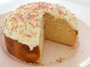 Thermomix Butter Cake Recipe