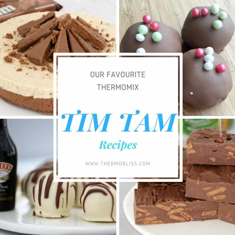 Thermomix Tim Tam Recipes