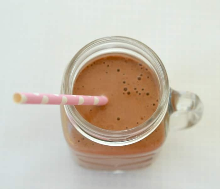 Thermomix Choc banana Smoothie Recipe