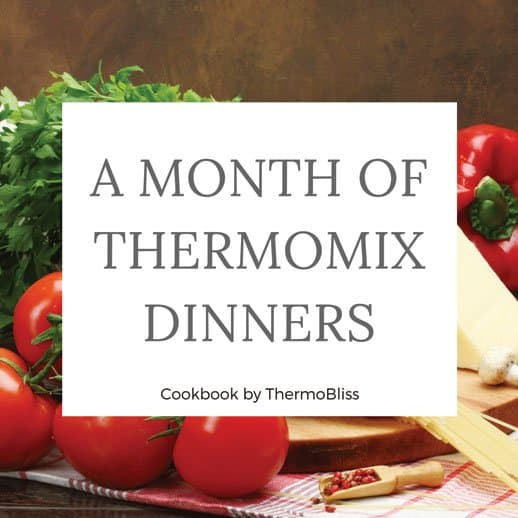 Thermomix Cookbook Easy Dinner Recipes
