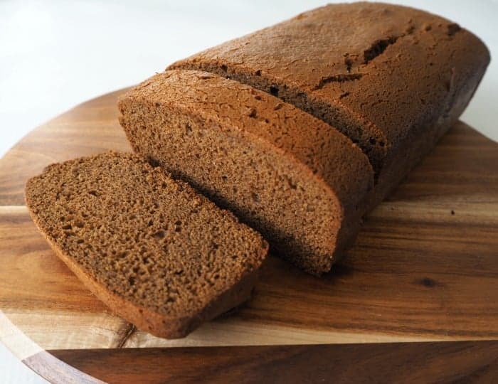 Thermomix Gingerbread Loaf