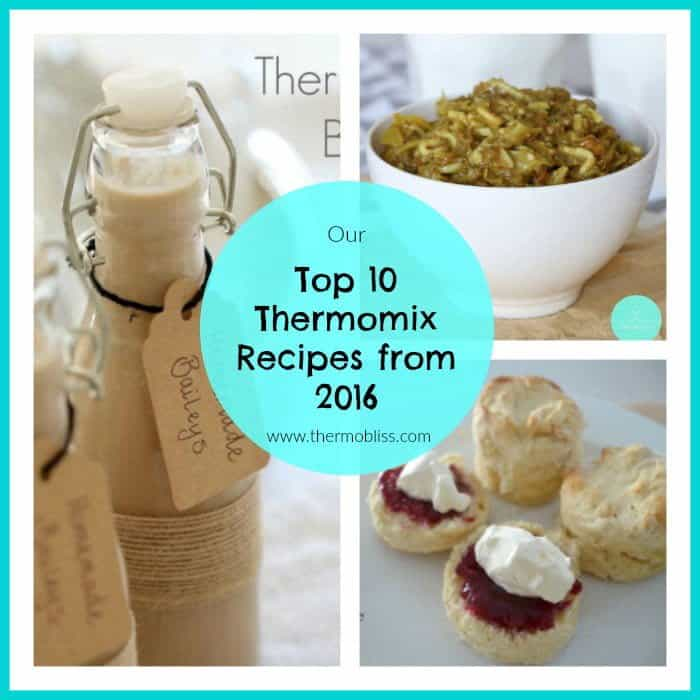 the most popular thermomix recipes of 2016 from thermobliss thermobliss. Black Bedroom Furniture Sets. Home Design Ideas