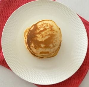 Thermomix Fluffy Pancakes
