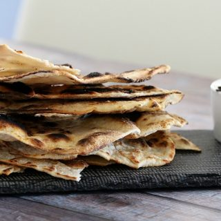 Thermomix Roti Bread (4 Ingredients)
