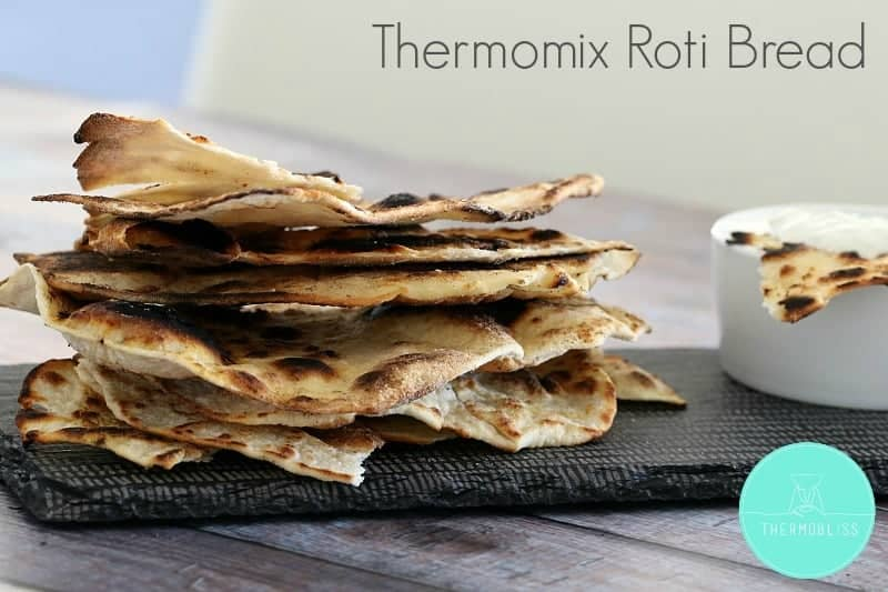 Thermomix Roti Bread