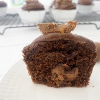 Thermomix Easter Egg Cupcakes