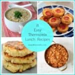 Easy Thermomix Lunches