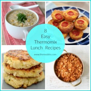 Easy Thermomix Lunch Recipes