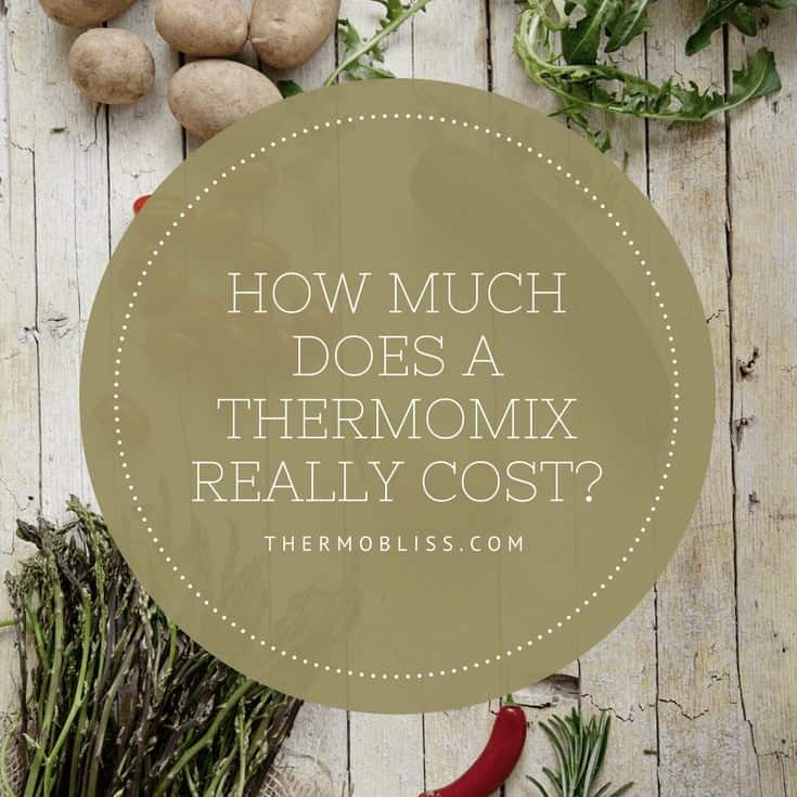 How Much Does A Thermomix Cost?