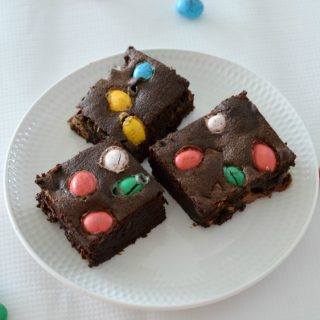 Thermomix Easter Egg Brownies