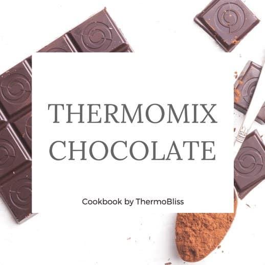 Thermomix Cookbook Chocolate Recipes