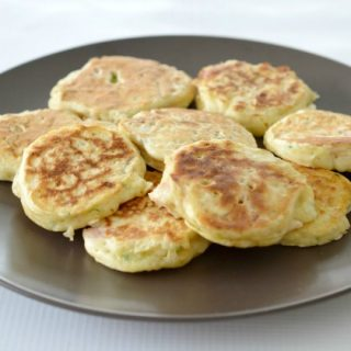 Thermomix Ham and Zucchini Pikelets
