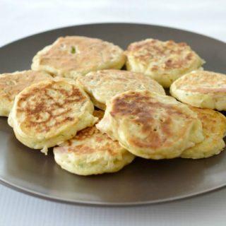 Thermomix Ham and Zucchini Muffins Recipe