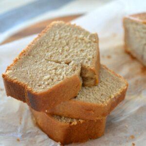 Thermomix Peanut Butter Banana Bread Recipe