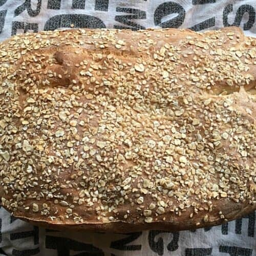 Easy Thermomix White Bread Loaf Recipe