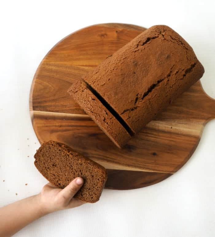 Thermomix Ginger Loaf Recipe