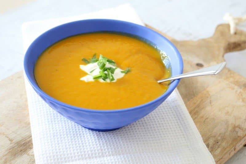 Easy Pumpkin Soup with Thermomix